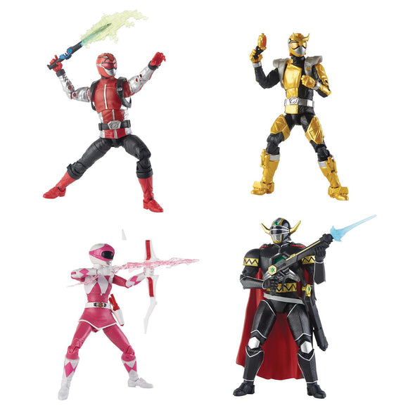 Power Rangers Lightning -  2019 Wave 2