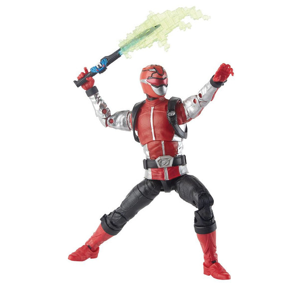 Power Rangers Lightning -  BM Red Ranger