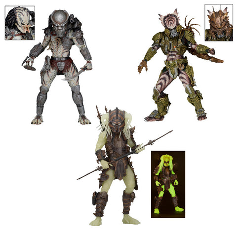 Predator Series 16 - Set of 3