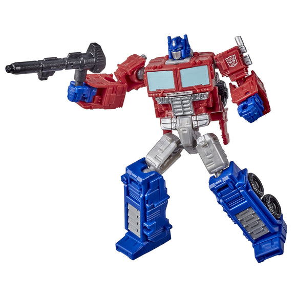 Transformers Kingdom - Core Class Optimus Prime