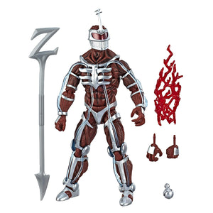 Power Rangers Lightning - Lord Zedd