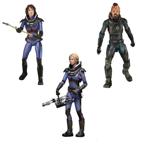 "Prometheus ""Lost Wave"" - Set of 3"