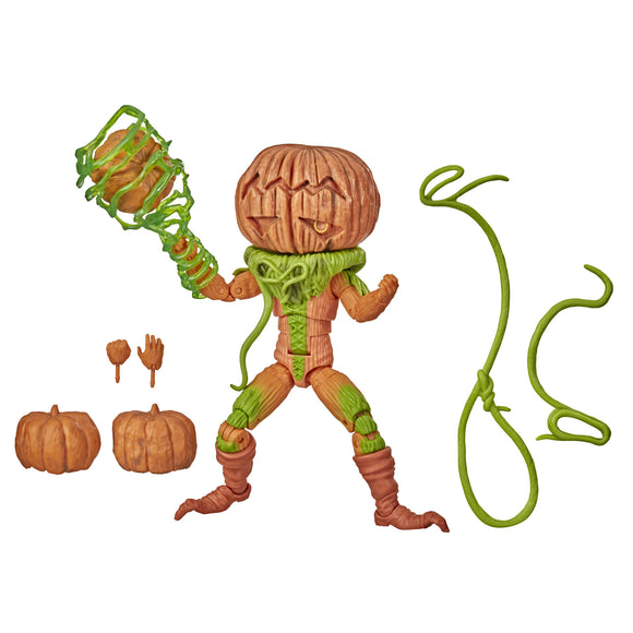 Power Rangers Lightning - Pumpkin Rapper