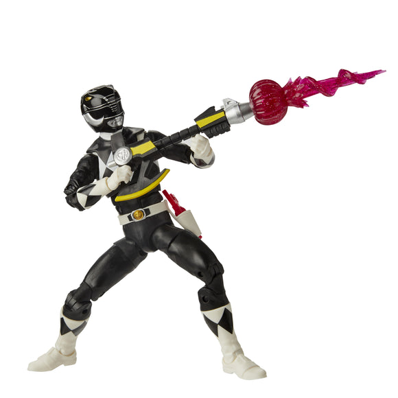 Power Rangers Lightning - SPC Black Ranger