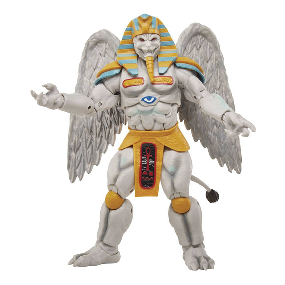 Power Rangers Lightning - King Sphinx