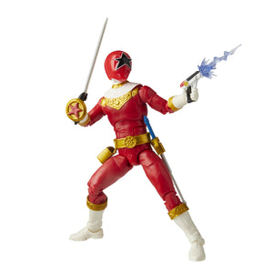 Power Rangers Lightning - Zeo Red Ranger