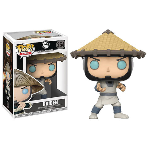 Mortal Kombat POP! - Raiden
