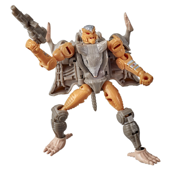 Transformers Kingdom - Core Class Rattrap