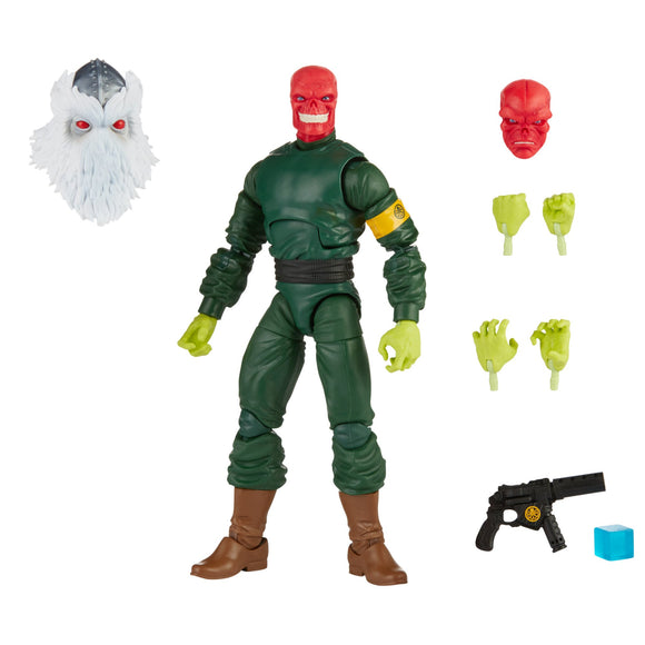 Marvel Legends Super Villains - Red Skull