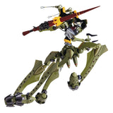 Evangelion Evolution EV-008 Unit 05 Revoltech