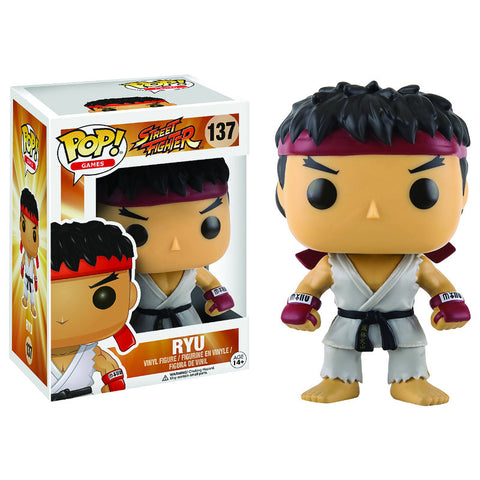 Street Fighter POP! - Ryu