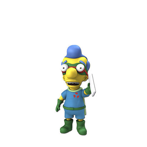 The Simpsons Series 5 - Milhouse (as Fallout Boy)