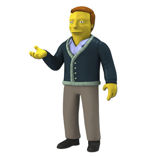 The Simpsons Series 5 - Adam West