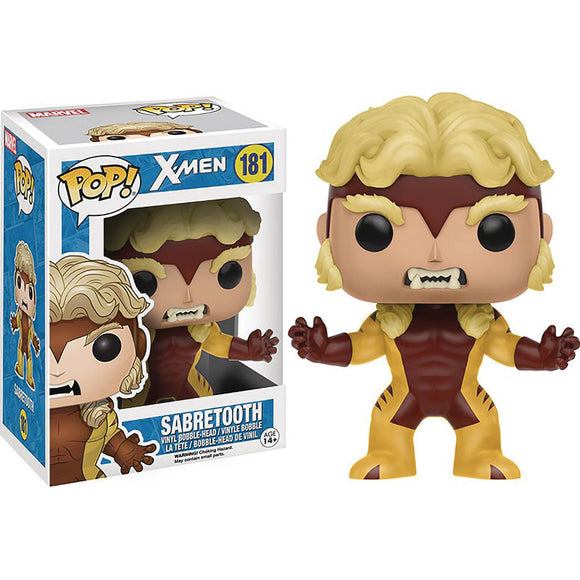 X-Men POP! - Sabretooth