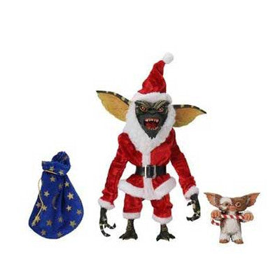 Gremlins - Santa Stripe with Gizmo