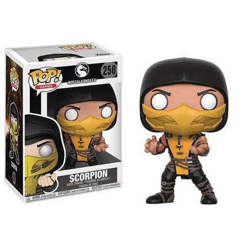 Mortal Kombat POP! - Scorpion