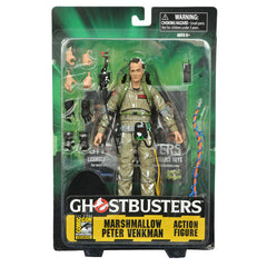SDCC 2016 Ghostbusters Marshmallow Peter