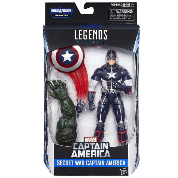 Captain America Marvel Legends Wave 3 - Captain America