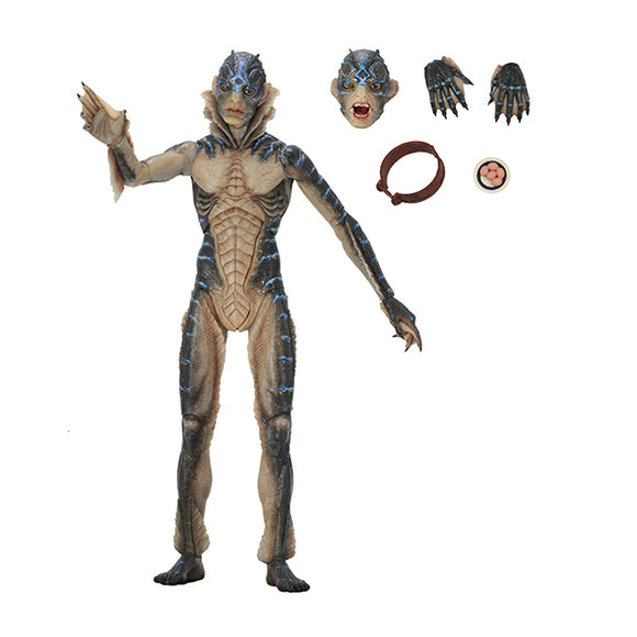 GDT Signature - The Shape of Water Amphibian Man