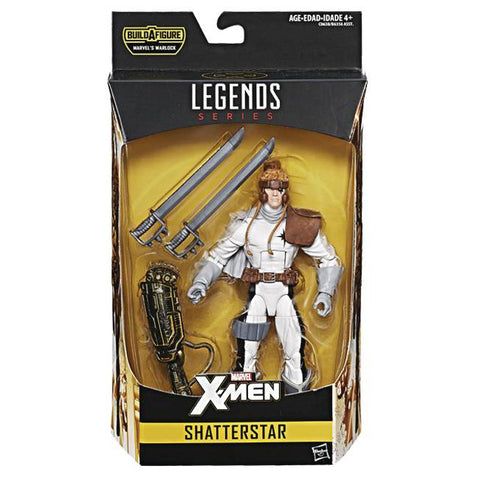 X-Men Marvel Legends Wave 2 - Shatterstar
