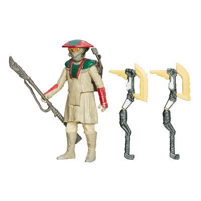 The Force Awakens - Snow & Desert Wave 5 Constable Zuvio