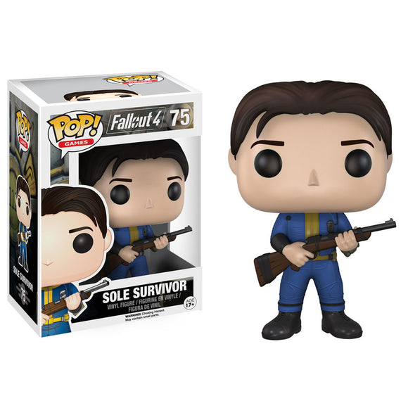 Fallout POP! - Sole Survivor