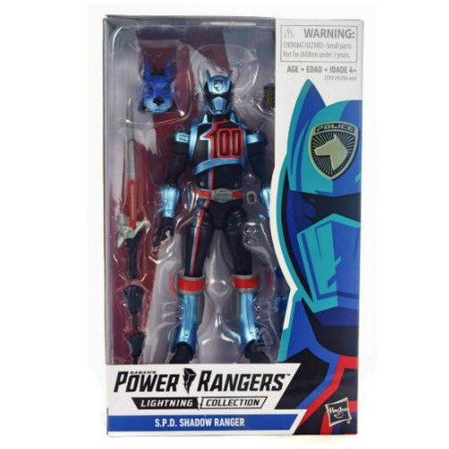 Power Rangers Lightning - SPD Shadow Ranger