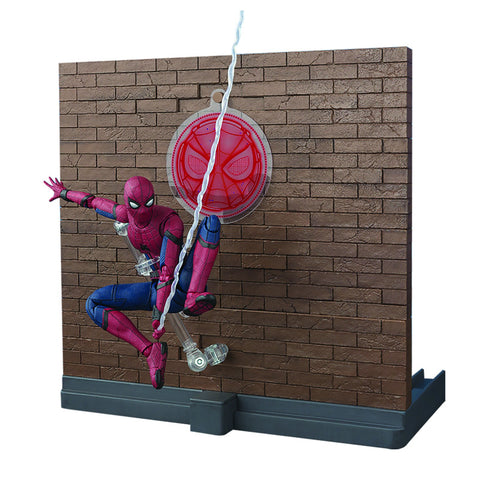 Marvel S.H. Figuarts - Spider-Man Homecoming