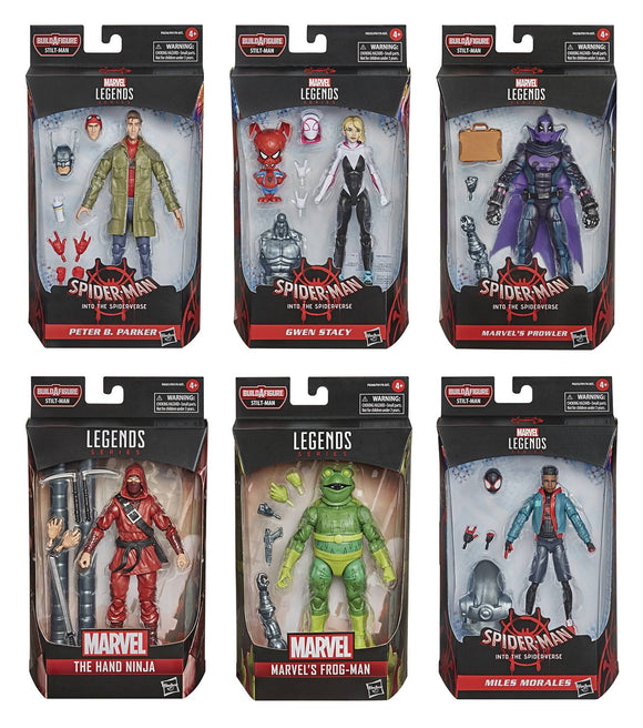 Spider-Man Marvel Legends - Wave 1 2021 (Stilt Man)