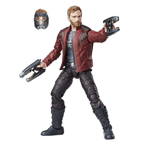 Guardians of the Galaxy Marvel Legends Wave 1 - Starlord