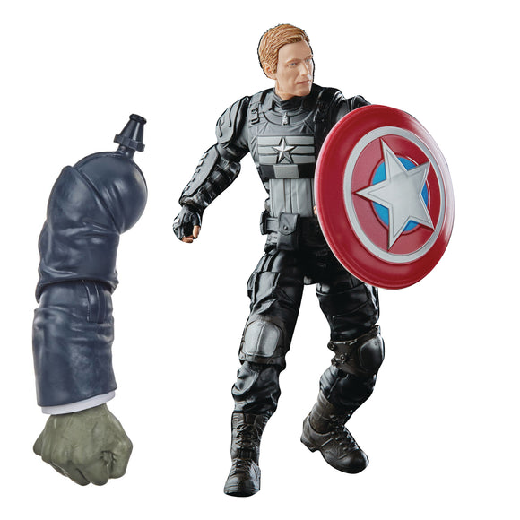 Avengers Marvel Legends - Stealth Captain America