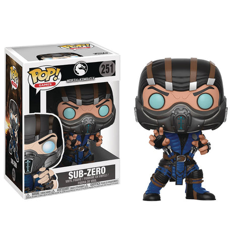 Mortal Kombat POP! - Sub-Zero