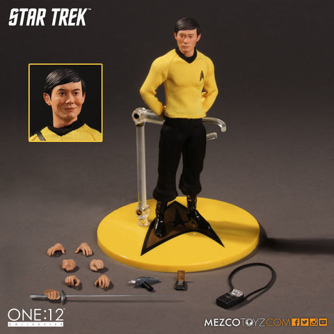 One:12 Star Trek - Sulu