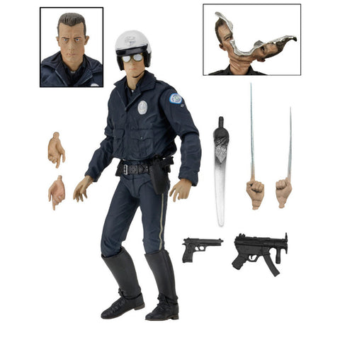 Terminator 2 - Ultimate T-1000 (Motorcycle Cop)