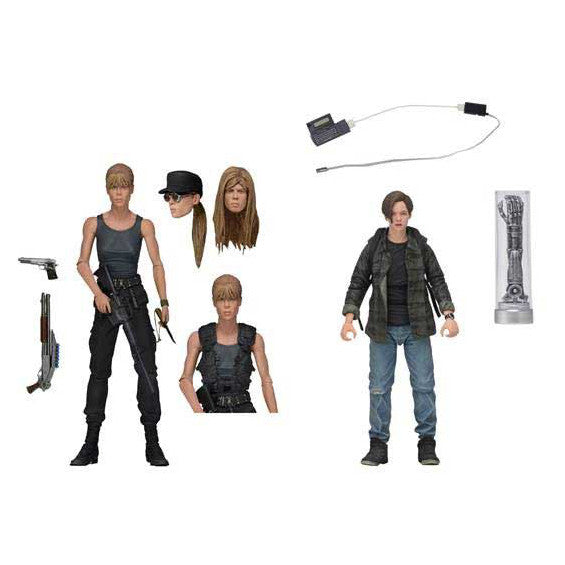Terminator 2 - Sarah  & John Connor 2-Pack