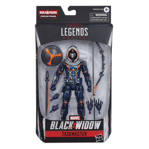 Black Widow Marvel Legends - Taskmaster