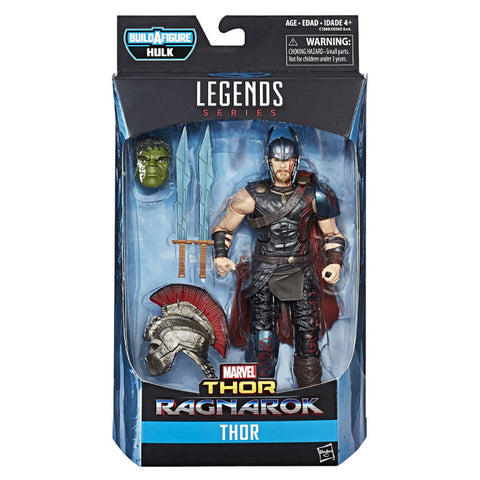 Thor Ragnarok Marvel Legends - Thor