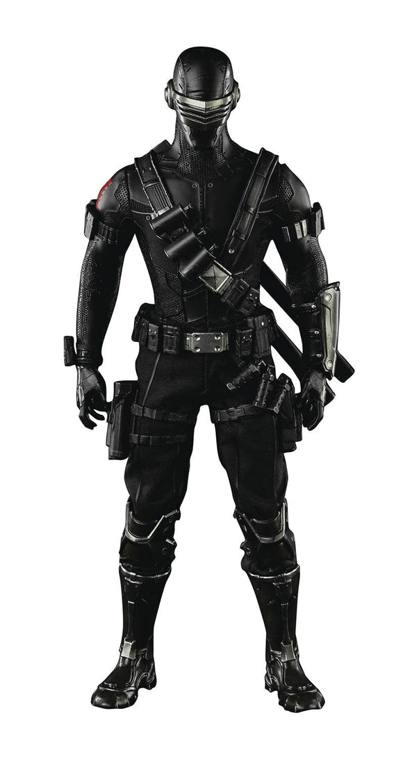 G.I. Joe - Snake Eyes 1/6 Scale Figure