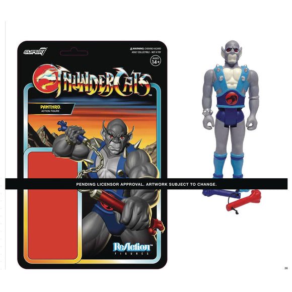 Thundercats ReAction - Panthro