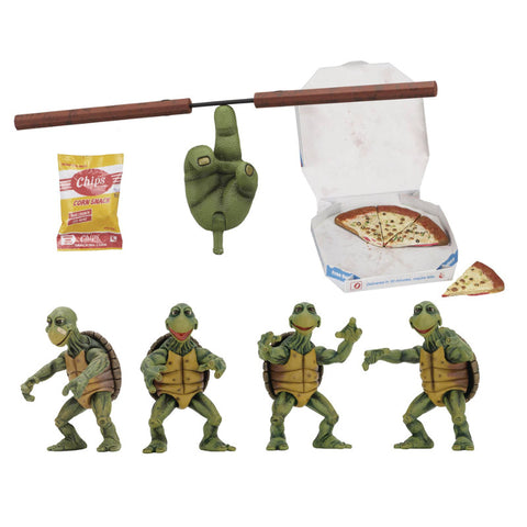 TMNT 1/4 Scale - Baby Turtles