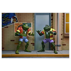 TMNT Cartoon - Napoleon & Atilla
