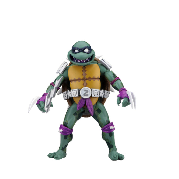 TMNT Turtles in Time - Slash