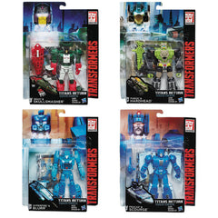 Titans Return Deluxe Class - Wave 1