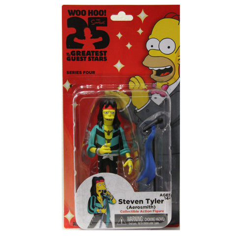 The Simpsons Series 4 - Steven Tyler