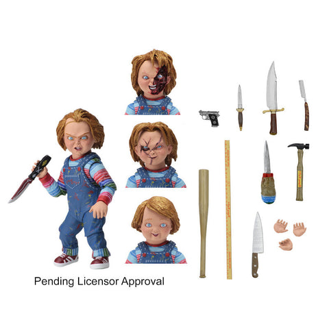 Child's Play - Ultimate Chucky