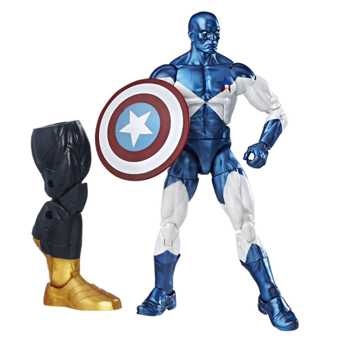 Guardians of the Galaxy Marvel Legends Wave 1 - Vance Astro