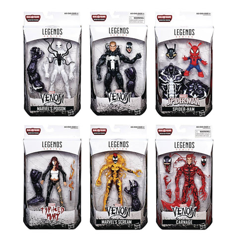 Venom Marvel Legends - 2018 Wave 1