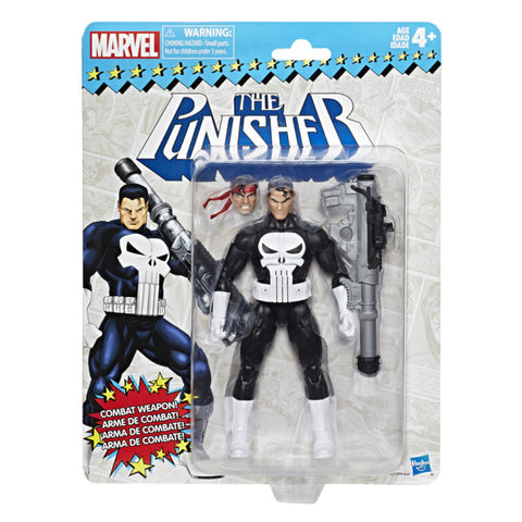 Marvel Legends Vintage Wave 1 - Punisher