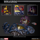Marvel One:12 - Wolverine Deluxe Steel Box