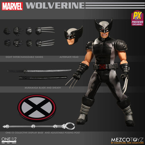 Marvel One:12 - X-Force Wolverine (PX)
